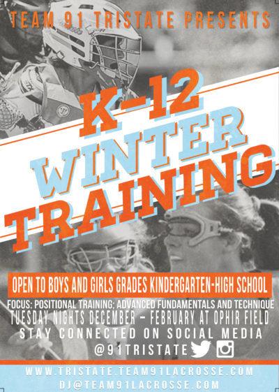 Winter Training - 2019-2020