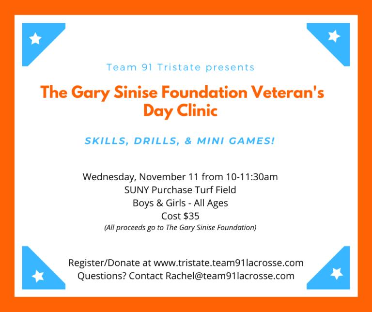 Veteran's Day Clinic Flyer (1)